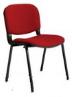 Kırmızı seminer form sandalye kiralama