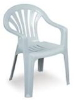 Kolçaklı plastik sandalye Kiralama